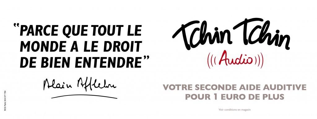 """b63fbbcd04 Alain Afflelou Acousticien vous propose l'offre """"Tchin Tchin Audio ..."""